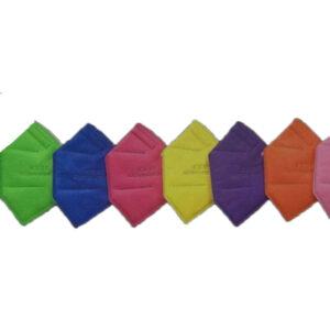 Mascarilla de Colores